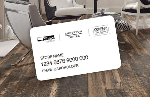 Financing   Hughes Floor Coverings Inc.