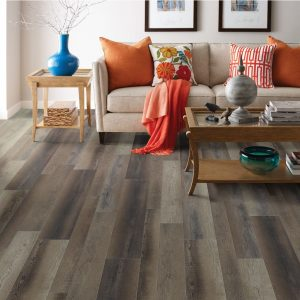 Living room Vinyl flooring | Hughes Floor Coverings Inc.
