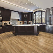 Solidtech flooring in kitchen | Hughes Floor Coverings Inc