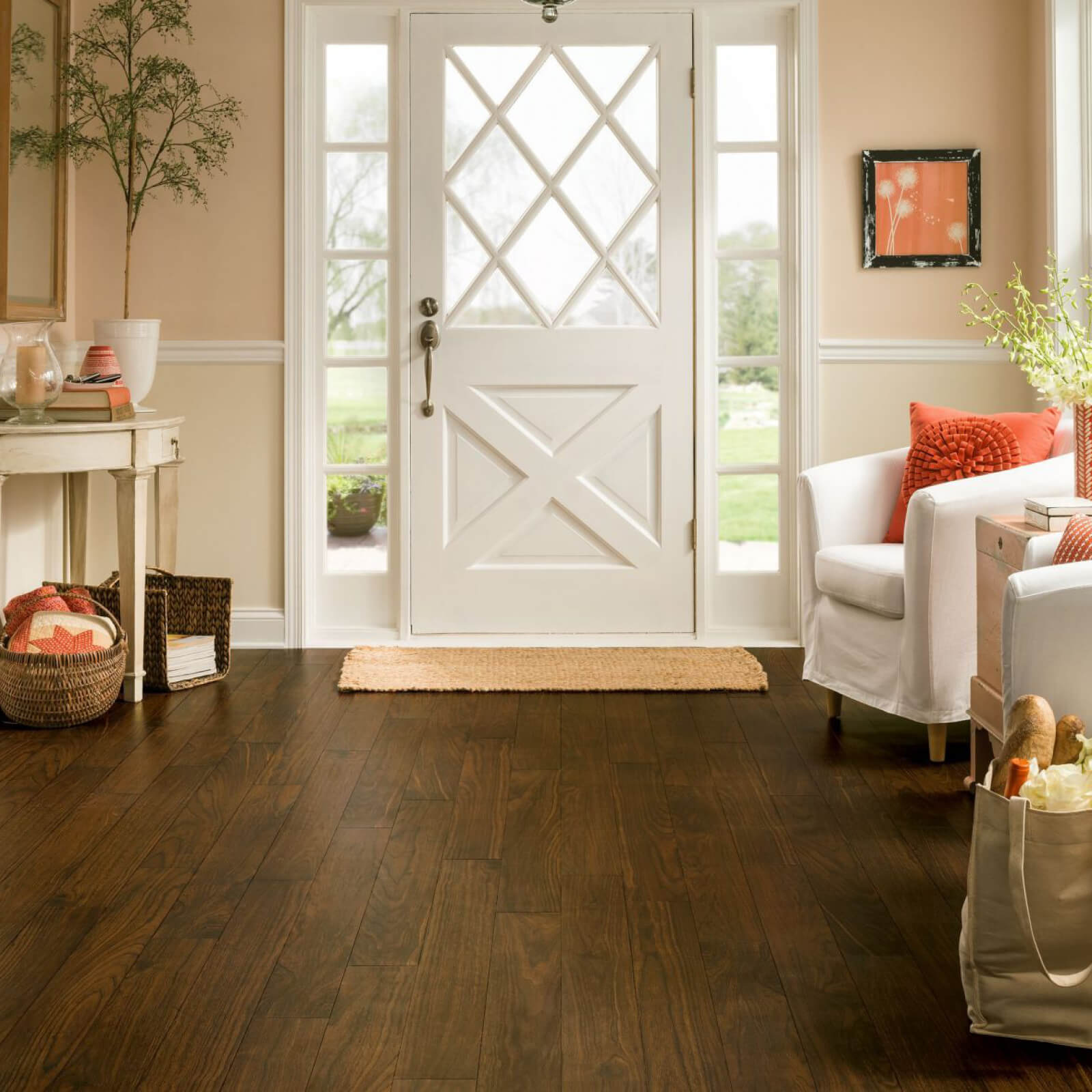 Luxury Vinyl flooring | Hughes Floor Coverings Inc