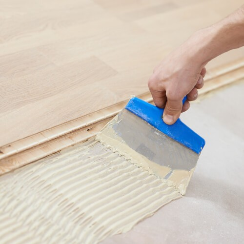 Installing hardwood flooring | Hughes Floor Coverings Inc