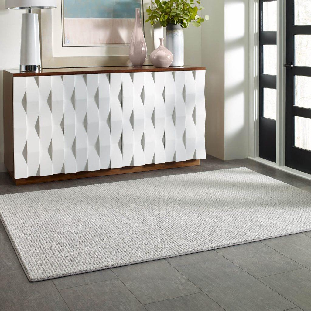 Using Area Rugs in Your Minimalistic Design   Hughes Floor Coverings Inc