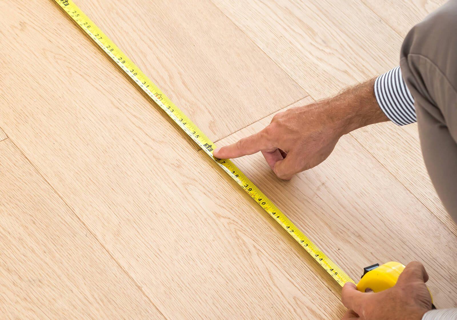 Flooring measurement | Hughes Floor Coverings Inc