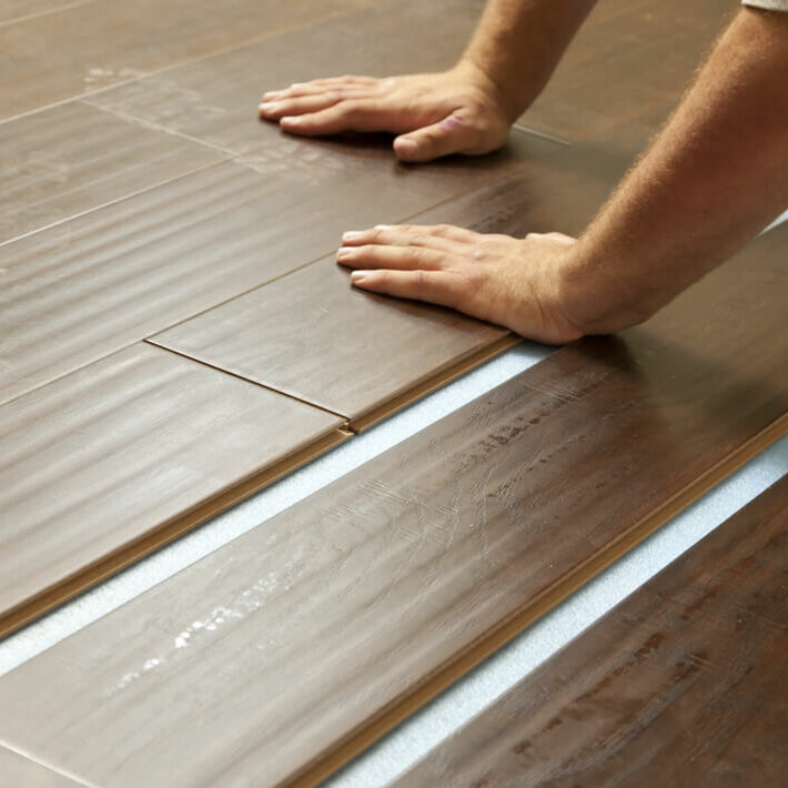 Laminate installation Charlotte, NC | Hughes Floor Coverings Inc.